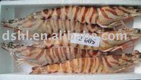 frozen prawn