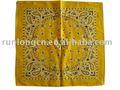 pañuelo de algodón con alta calidad