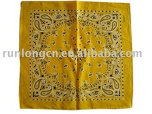 cotton bandana with high quality