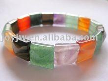 hign class fashion Gemstone bracelet