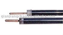heat pipe vacuum tubes solar collector