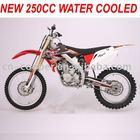 Water cooled 250cc Dirt Bike