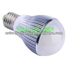 led lights e27 high power led ball bulb 3*2w