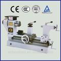 Precisão Mini máquina de torno DIY1616