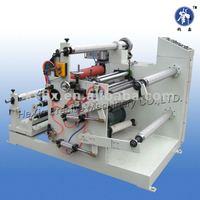 HX-650FQ Silicone rubber foam slitter and rewinder machine