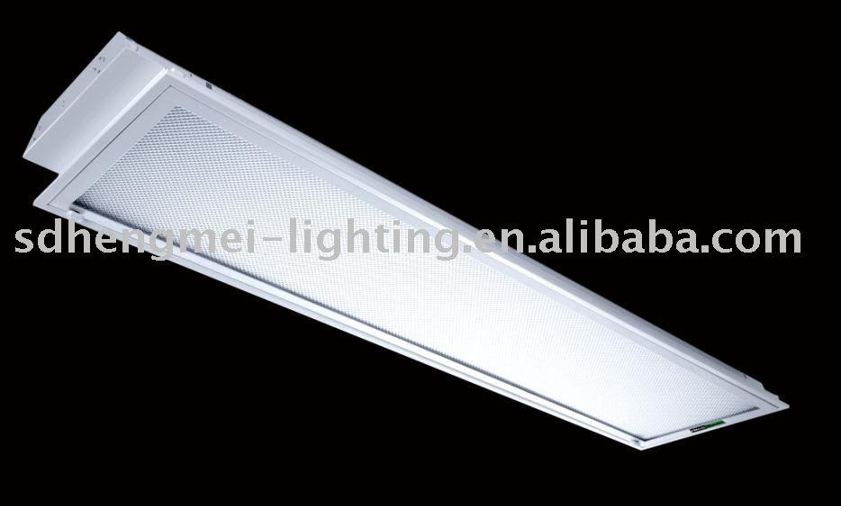fluorescent light fixtures recessed fluorescent recessed prismatic. Black Bedroom Furniture Sets. Home Design Ideas
