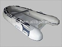 inflatable boat 0.9T aluminium floor