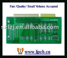 UL 94v0 Gold finger usb charger pcb