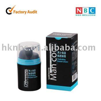 vacuum pump skin whitening face cream for men manufacturer OEM china