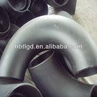 60 degree short radius pipe elbow wpb sa234, ansi b16.9 elbow