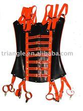 Corset, latex corset, gothic corset