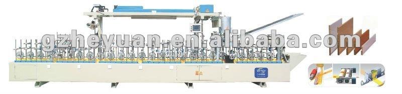 PLC coating machine