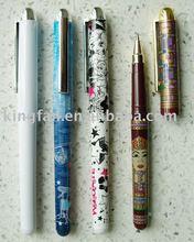 plastic cap pen
