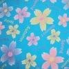 100% polyester brushed bed sheet textile