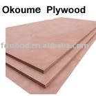 Okoume plywood with Carb