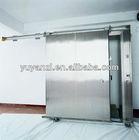Stainless Steel Sliding Door