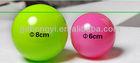 8cm plastic balls for ball pit