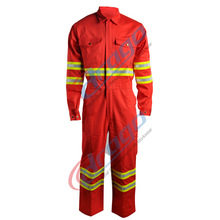 210GSM Oil field Aramid Fire Resistant Coverall