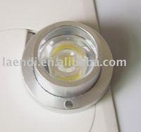 Mini LED display light, LED cabinet light, spot lamp 2W