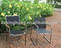 de lujo y duradera de la moda silla al aire libre