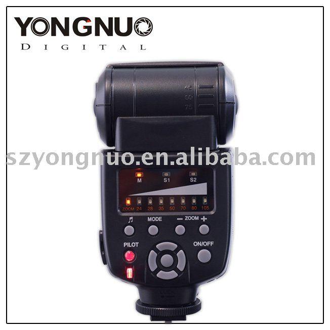 Avanzato regolatore istantaneo manuale yn-560 flash per canon e nikon olympus e e pentax