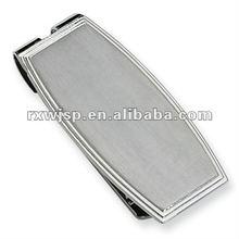 Men's Gift 316L stainless steel money clip