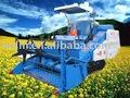 agrícola de cosechadora de arroz
