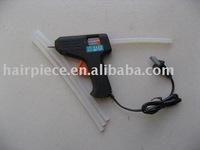 hair fusion gun/hot melt glue gun/hair extension tool