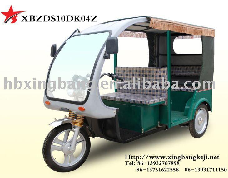 Popular design Green Shaft Drive Three wheel electric motorcycle