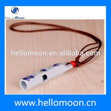 Elegant Ceramic Pet Whistle