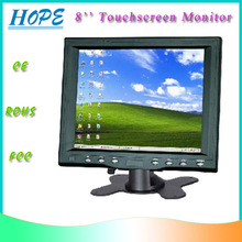 """8"""" touch screen LCD monitor/ 8 inch car lcd touch monitor"""