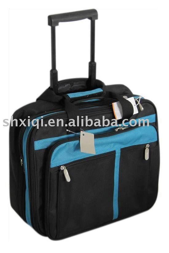Trolley Laptop Bag for men---(CX-1105)