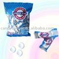 Un caramelo de menta/productos de confiter&ia