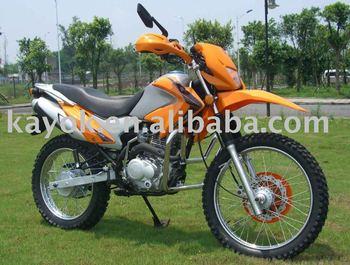 KM200GY-5A 200cc dirt bike, Bros, big tire, disk brake