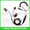 For WOUXUN 2 way radio KG679 KG689 acoustic tube earphone