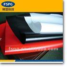 Mono color PVC sheet