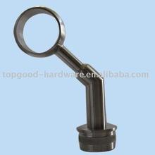 flexible handrail bracket