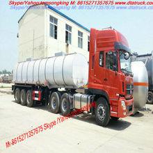 DTA trailer tank for water liquid fuel, crude oil ,chemical,asphalt.bitumen,alcohol,Diesel factory sale skype: tomsongking