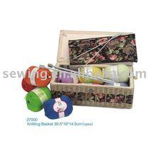 knitting box