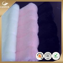 100% acrylic cutting short pile fur fabric