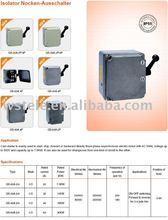 Nocken-Ausschalter Isolator