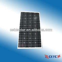 High Efficient Solar Panel (190W Mono All Black)