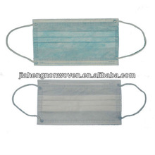 2012 new design Dot & Cross pp non woven fabric use for face mark