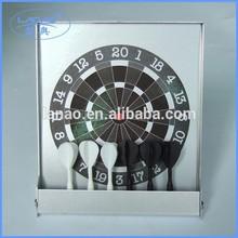 CD Box magnetic dartboard