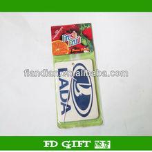 Car Logos Paper Air Freshener
