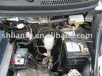Long Range City Electric Sedan