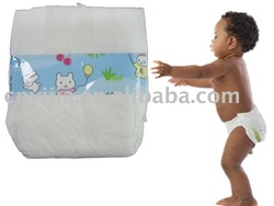 Good Quality Sleepy Baby Diaper Factory