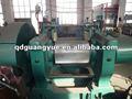 Heavy duty borracha cracker máquina para borracha e trituração de pneus