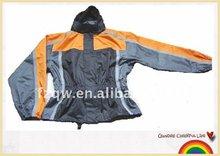 nylon jacket motorcycle raincoat racing