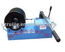 KG-75S manual hydraulic hose crimping machine